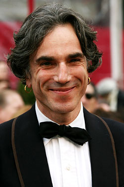 Young Daniel Day Lewis