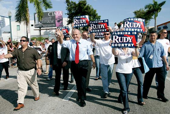 Giuliani in Florida
