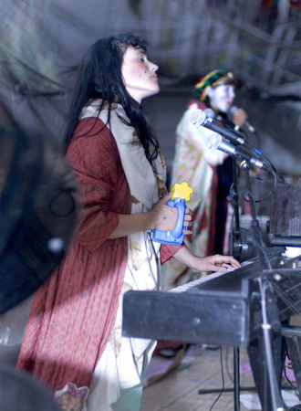 CocoRosie; image courtesy of nymag.com