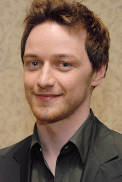 james mcavoy a total butterface -- vulture