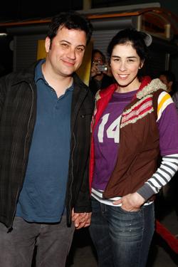 Sarah Silverman kimmel