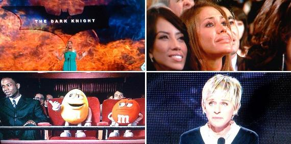 seven bizarre moments that made the people�s choice awards