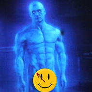 Dr manhattan cock