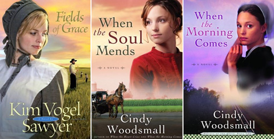 Which Red-Hot Amish Romance Novel Should We Read First?