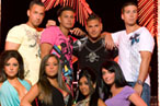 Eldridge's Matt Levine Tells Cast of Jersey Shore to Fist-Pump Elsewhere