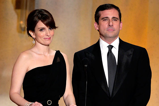 Funny People: Steve Carell and Tina Fey are attached to star in Mail-Order ...