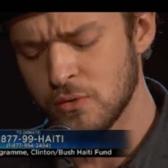 Justin Timberlake's 'Hallelujah' the Highlight of the Hope ... Justin Timberlake Hallelujah
