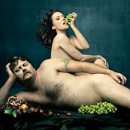 Megan mullally topless nude — photo 15
