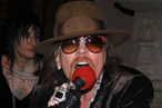Axl Rose Is Back in the Jungle