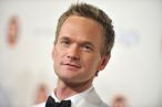 Neil Patrick Harris Is at the Bourgeois Pig Right Now, and Smurfs Are Involved