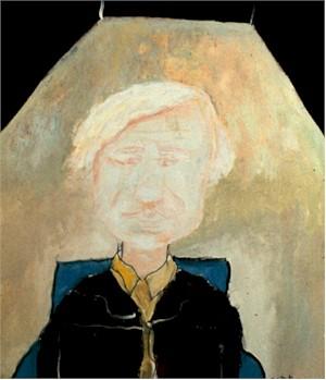 Andy Warhol Anus Paintbrush