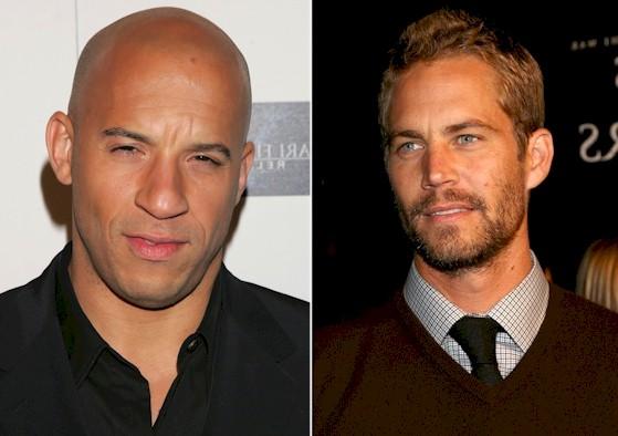 Vin Diesel and Paul Walker, Reunited and It Feels So Good