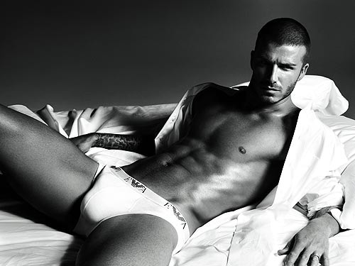 With the release of David Beckham's ads in June this year, the world collectively had one thought: Posh is one lucky gal.