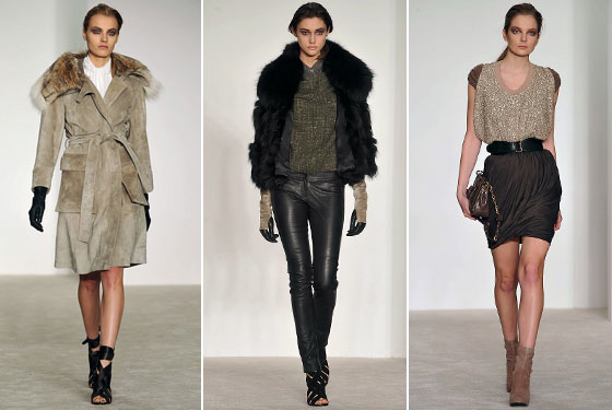 "<a href=""http://nymag.com/fashion/fashionshows/2009/fall/main/newyork/womenrunway/dereklam/"">Derek Lam</a> was lauded by critics for his sophisticated show. Versatile, chic, and very wearable, this was a home run for the designer."