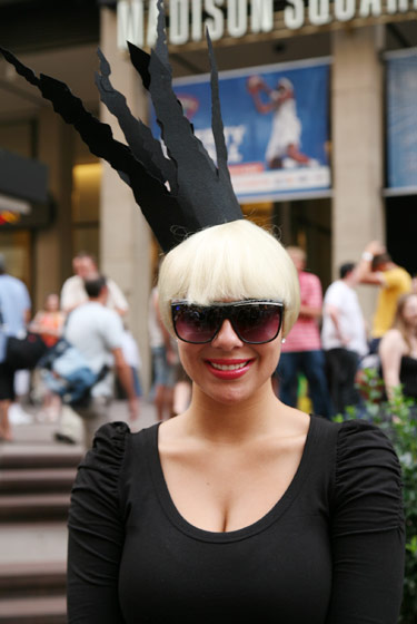 <strong>Jenna Ceciliani, 22, a retail manager from Staten Island</strong> 