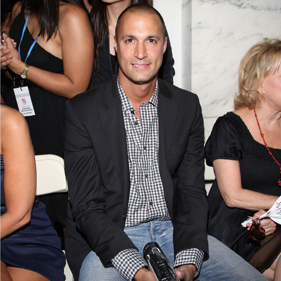 "Nigel Barker always goes to too many shows during Fashion Week, though he should be commended for showing a little (emphasis on little) restraint this season. He started hitting parties on the 3rd; saw Erin Fetherston and Perry Ellis on the 5th, hit Rosa Cha, Abaete, Alexandre Herchcovitch, and Verrier on the 6th, was seen ""around Bryant Park"" on the 7th, and attended Betsey Johnson on the 9th and Pamella Roland on the 10th. The man has stamina."