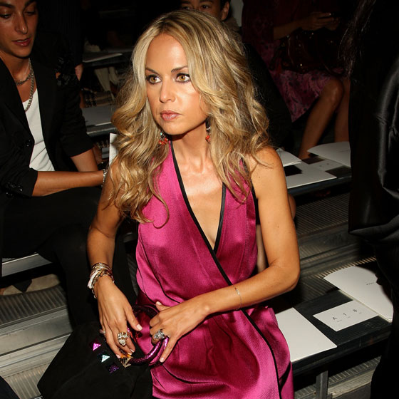 Rachel Zoe not only promoted her new Bravo reality show during Fashion Week but filmed it too. She started hitting parties with her cameras on the 3rd. She didn't hit the shows until Marc Jacobs's on the 8th, and then saw Bravo cohort Michael Kors and Oscar de la Renta on the 10th, Zac Posen and Calvin Klein on the 11th, and 'Project Runway' on the 12th.