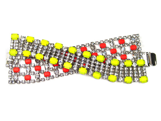 DMTF0096 Bracelet from the Dumont Fluorescent collection, $1,087.50.