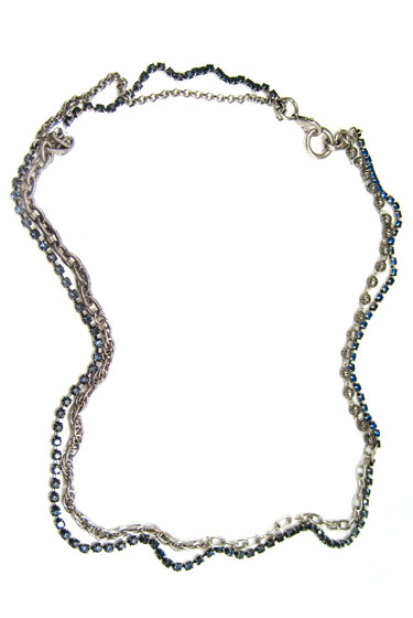 CC1013 Necklace from the Calamity Chain collection, $817.50.