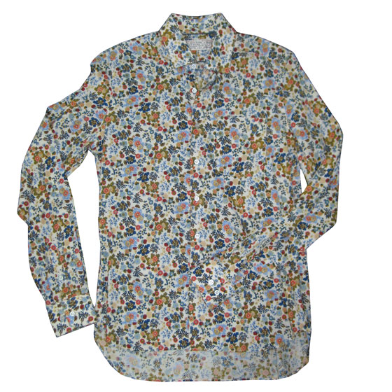 "<a href=""http://nymag.com/fashion/fashionshows/designers/bios/shipleyandhalmos/"">Shipley & Halmos</a> floral sport shirt, $170 at <a href=""http://nymag.com/listings/stores/barneys05/"">Barneys</a>."