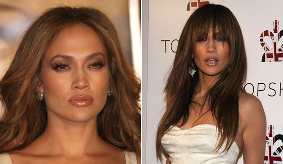 Why would J. Lo adopt a hairstyle that covers approximately 50 percent of her pretty face? Not only is she hiding her metaphorical light under a bushel of bangs, but now we can't tell if she's happy, angry, annoyed, sexy, fierce, or about to throw the world's most formidable diva strop. How do her flunkies know when to duck? <strong>Grade: C-</strong>
