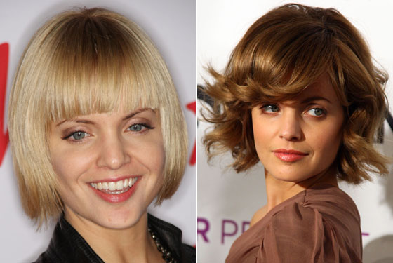 On the one hand, it's like Mena Suvari has transformed herself into an entirely different person over the course of a year or so. On the other, this makeover has reminded us that Mena Suvari <em>still</em> exists. Therefore: <strong>Grade: A</strong>