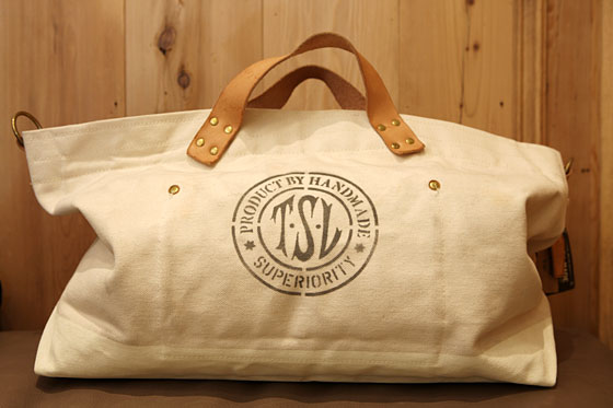 Superior Label canvas bag, $351.