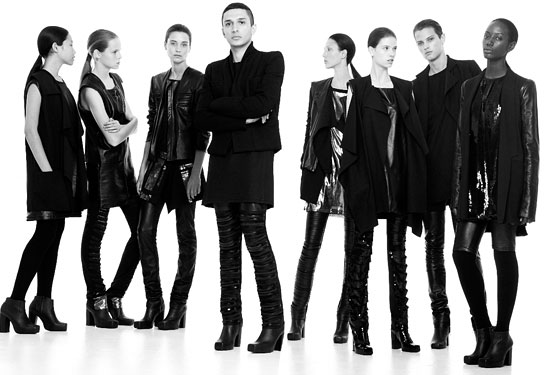 """I'm allergic to trends and I stick to what I believe in, and that's why our sales have been doubling and the team is growing,"" says designer Rad Hourani. Though he never went to college and has no formal design training, pieces from the unisex eponymous line he founded in 2007 have already been featured in <i>Elle</i> and <i>Vanity Fair</i> and are on the racks at Seven, among other high-end boutiques. 