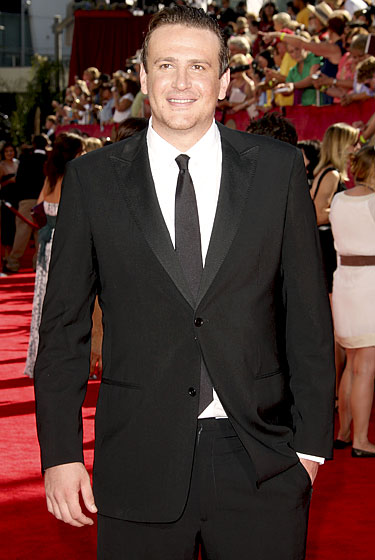 Jason Segel in John Varvatos.