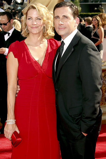 Steve and Nancy Carell.