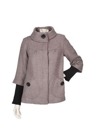 "<a href=""http://www.qvc.com/qic/qvcapp.aspx/view.2/app.detail/params.item.A93151.desc.Simply-Chloe-Dao-Twill-Jacket-with-Knit-Sleeves"">Twill Jacket With Knit Sleeves</a>, $87."