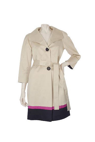 "<a href=""http://www.qvc.com/qic/qvcapp.aspx/view.2/app.detail/params.item.A87094.desc.Simply-Chloe-Dao-Cotton-Blend-Coat-w-ContrastBorder"">Cotton-Blend Coat With Contrast Border</a>, $76."