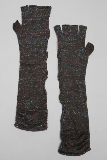 "Free People Sparkle Gloves, $38 at <a href=""http://www.revolveclothing.com/DisplayProduct.jsp?product=FREE-WA46&c=Access 
