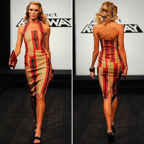 <strong>We Aren't Immune to This Dress's Appeal (Zing!)</strong><br>