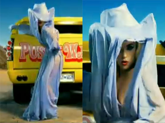 "You know, French <em>Vogue</em> just did the <a href=""http://nymag.com/daily/fashion/2010/02/february_editorials_1.html#photo=2"">slutty burka thing</a>."
