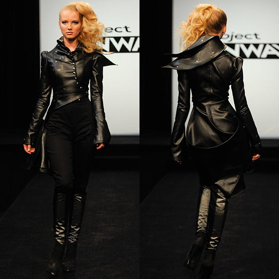 <strong>Whole Lotta Leather </strong><br>