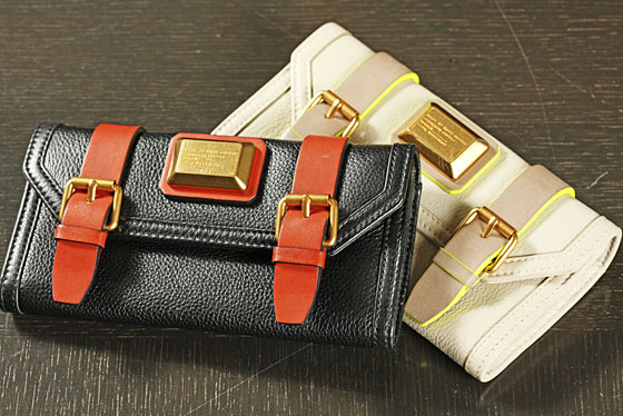 Continental Wallets, $258 each. 