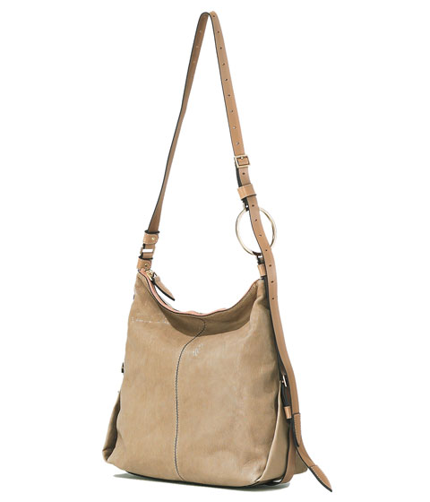 "Bridle bag, $503 at <a href=""http://nymag.com/listings/stores/harrys_shoes/"">Harry's Shoes</a>."