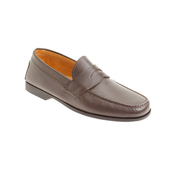 "Barneys Co-op Peter-G loafer, $109 <a href=""http://www.barneys.com/Peter-G%20Loafer/500403421,default,pd.html"">online</a>."