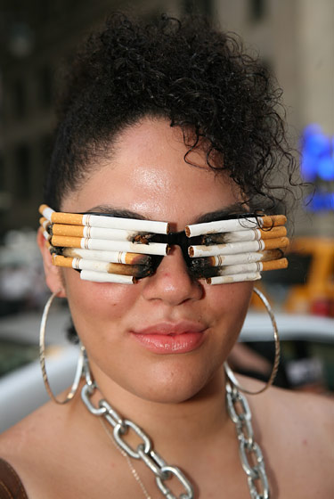 <strong>Marissa Cordero, 17, a student from Philadelphia</strong> 