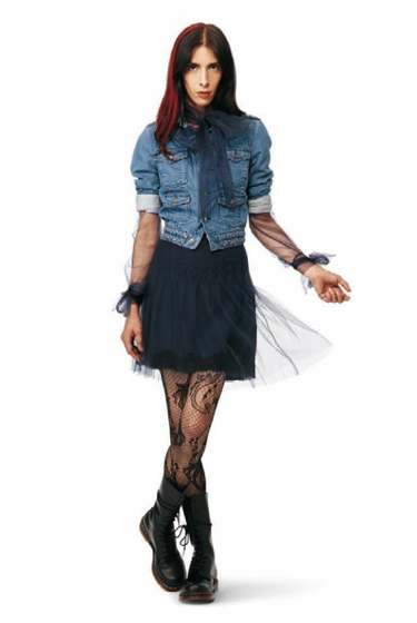 Denim Jacket: $39.99.<br>