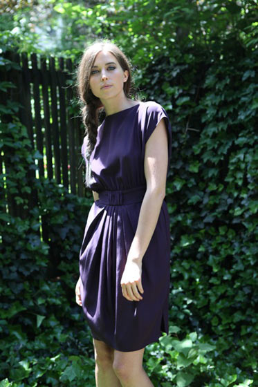 Maria dress (fall prices range from $350 to $430).