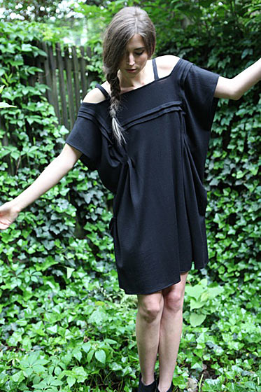 Elsa wool tunic (fall prices range from $350 to $430).