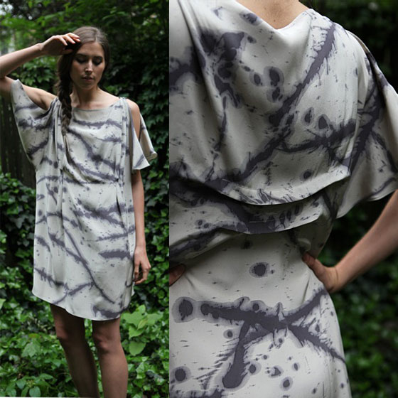 Aria tunic (fall prices range from $350 to $430).