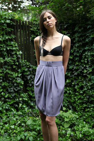 Maria skirt (fall prices range from $350 to $430).