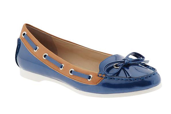 "Joan & David Rosalyn boat shoes, $89.99 <a href=""http://piperlime.gap.com/browse/product.do?pid=794703&kwid=1&sem=false&sdReferer=http%3A%2F%2Fwww.google.com%2Fsearch%3Fq%3Djoan%2B%2526%2Bdavid%2Brosalyn%26ie%3Dutf-8%26oe%3Dutf-8%26aq%3Dt%26rls%3Dorg.mozilla%3Aen-US%3Aofficial%26client%3Dfirefox-a"">online</a>."