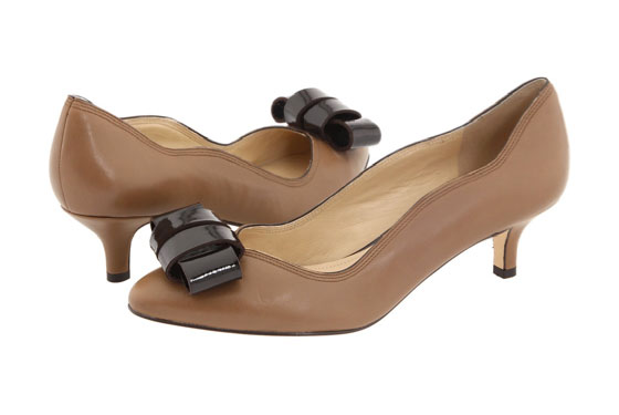"Joan & David Beatriz shoes, $220 <a href=""http://www.zappos.com/product/7696114/color/687"">online</a>."