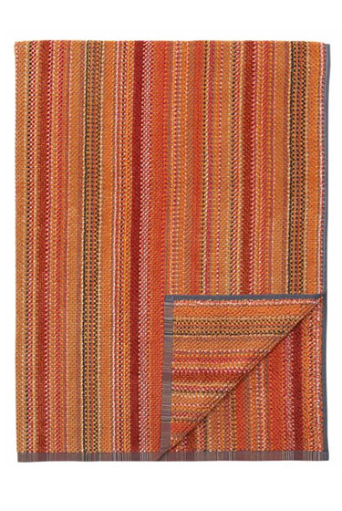 "Crate & Barrel Labasa beach towel, $29.95 <a href=""http://www.crateandbarrel.com/family.aspx?c=12600&f=36861&q=beach+towel&fromLocation=Search&DIMID=400001&SearchPage=1"">online</a>."