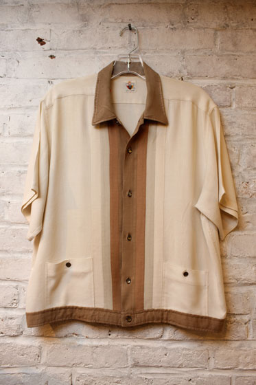 <strong>Vintage cotton shirt, $25</strong><br>
