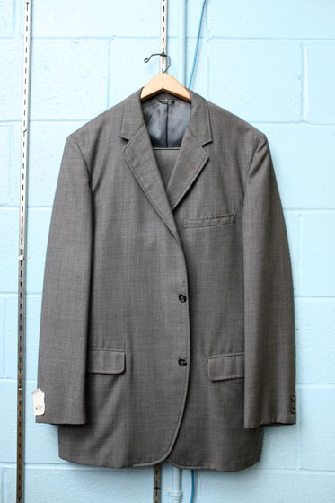 <strong>Vintage sixties suit, $150</strong><br>
